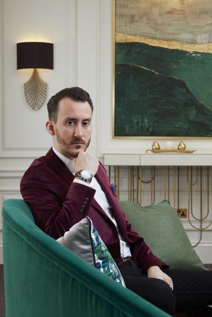 Creative Director Fenton Whelan