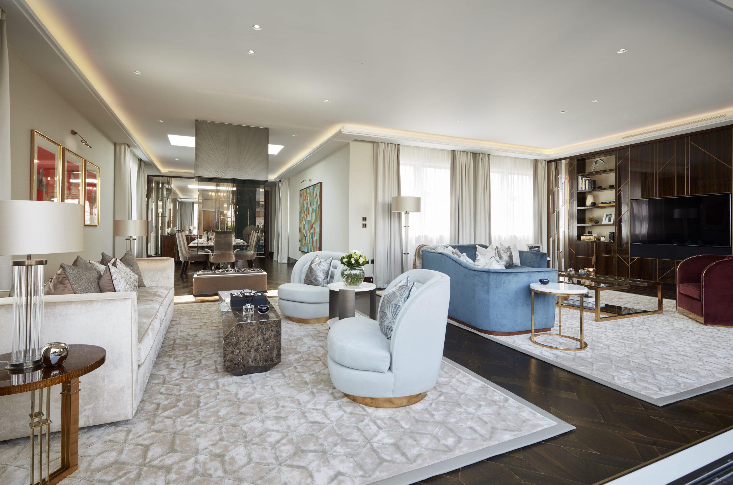 Living room by Fenton Whelan