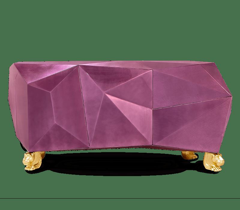 DIAMOND AMETHYST SIDEBOARD boca do Lobo