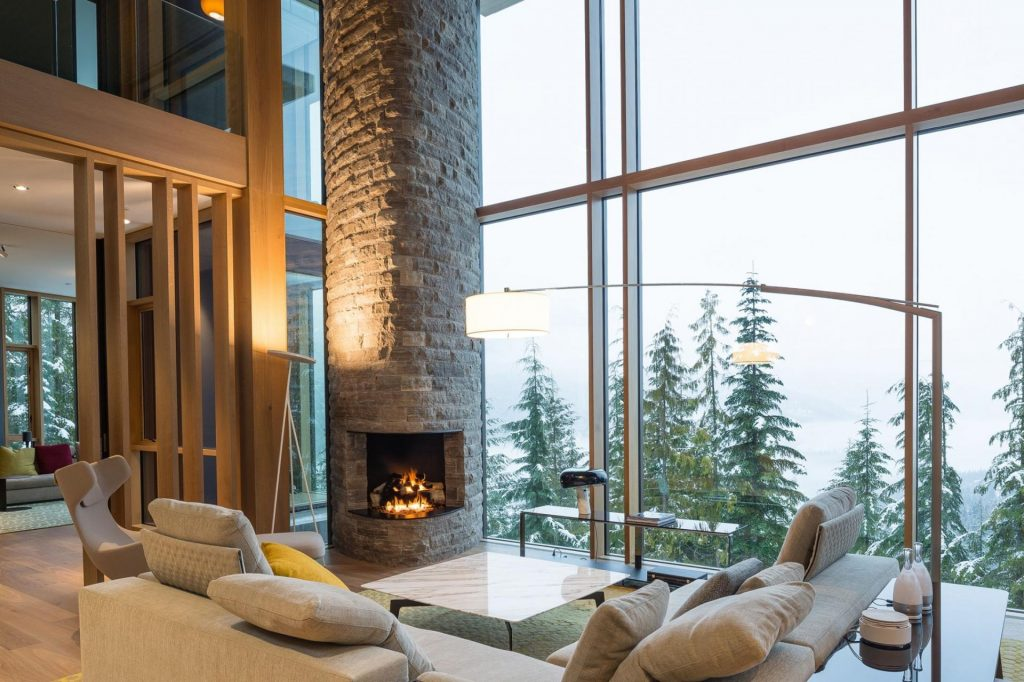 Chalet Interiors Canada - Serenity Estate
