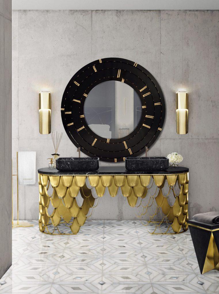 Maison Valentina Bathrooms The Luxury Pieces You Deserve