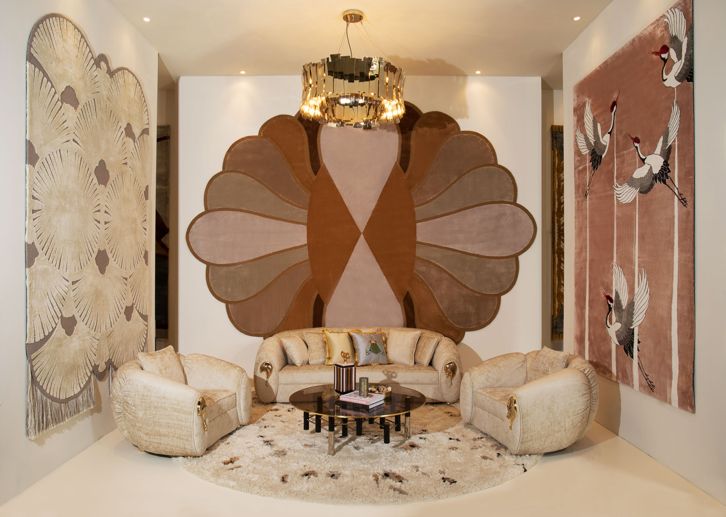 Rug'Society: Handmade Rugs for Luxury Homes