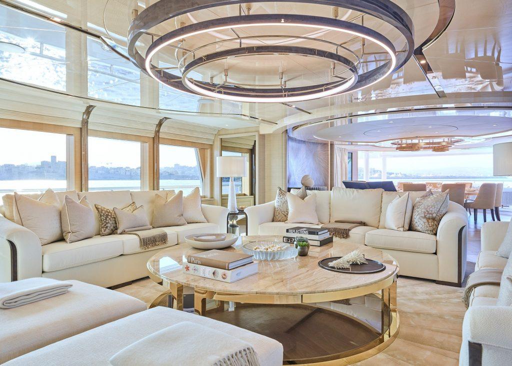 Aurora Borealis Yacht by Winch Design