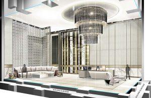 Interior Architecture: JC Will - Al Asmakh