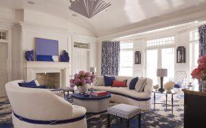 Amanda Nisbet Design - Year Round Waterfront Home