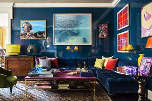 Amanda Nisbet Design - Texas in Manhattan