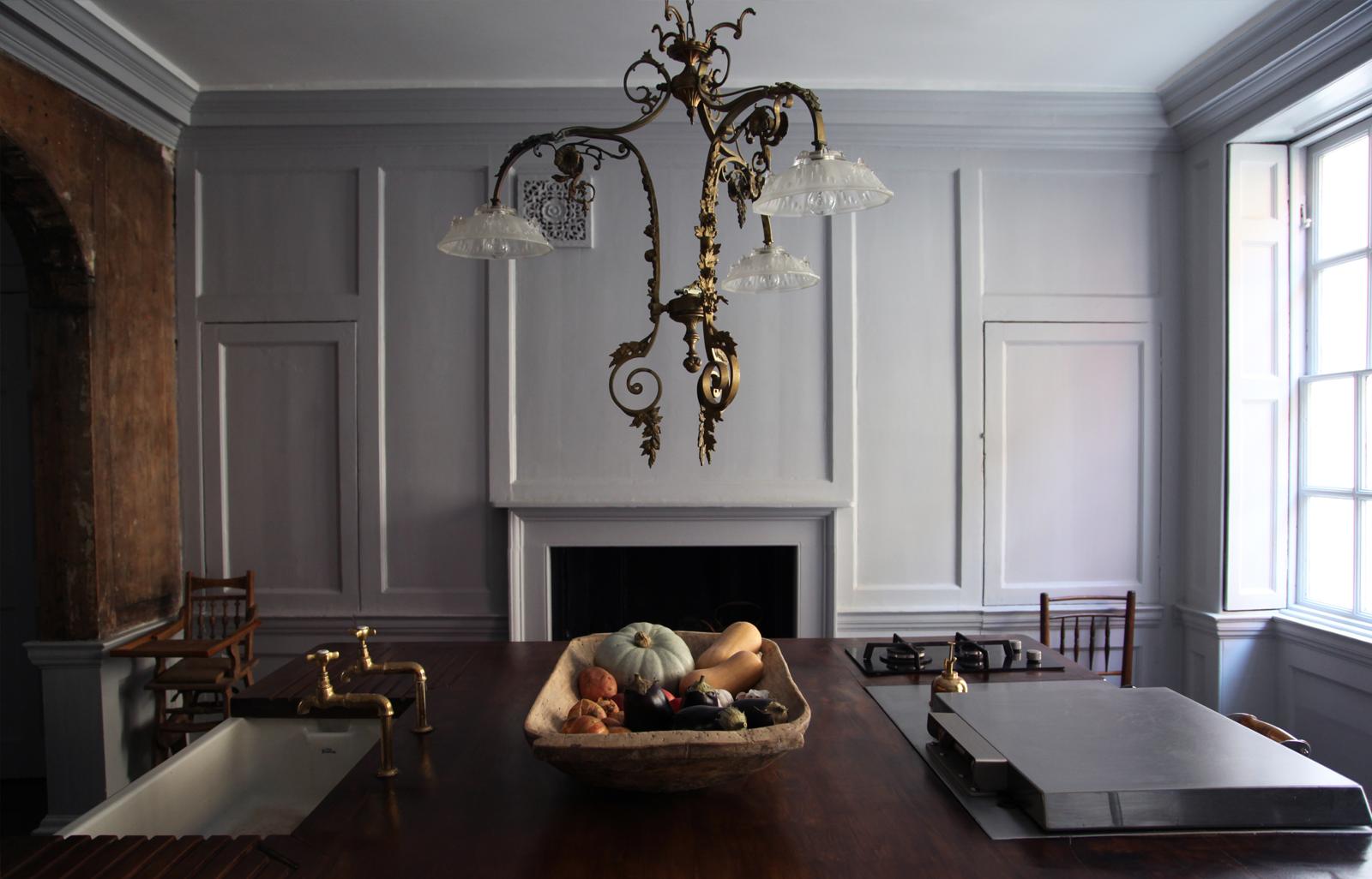 Interiors Practice Specializing In Period Buildings.