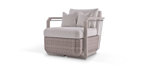 Inspired by the look - Hampton Wood Armchair