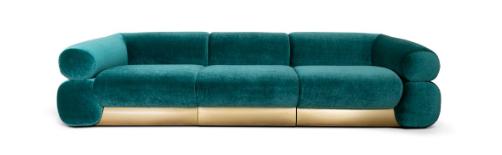 Fitzgerald Modular Sofa - Essential Home