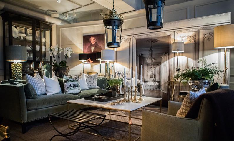 The Best Luxury Showrooms