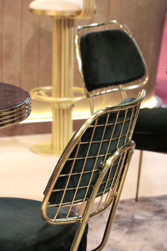 The best luxury design trends at ISaloni 2017