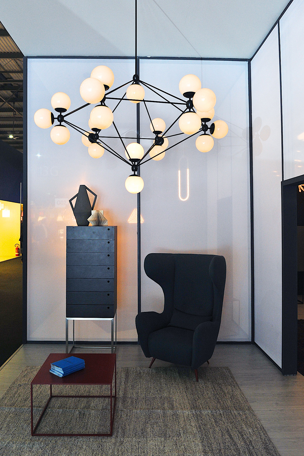 Why Euroluce 2017 is the largest light source and design at this time in Europe