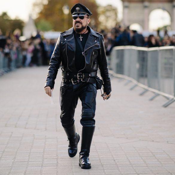 Peter Marino-Fashion-week
