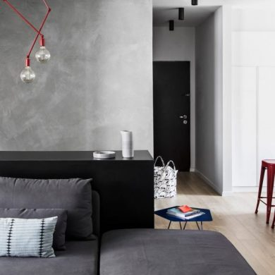 Designer Yael Perry Added Tints Of Colors In A Refined Apartment In Tel-Aviv