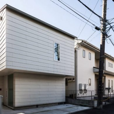 Gap House Pushes Optimal Space Utilisation To The Extreme