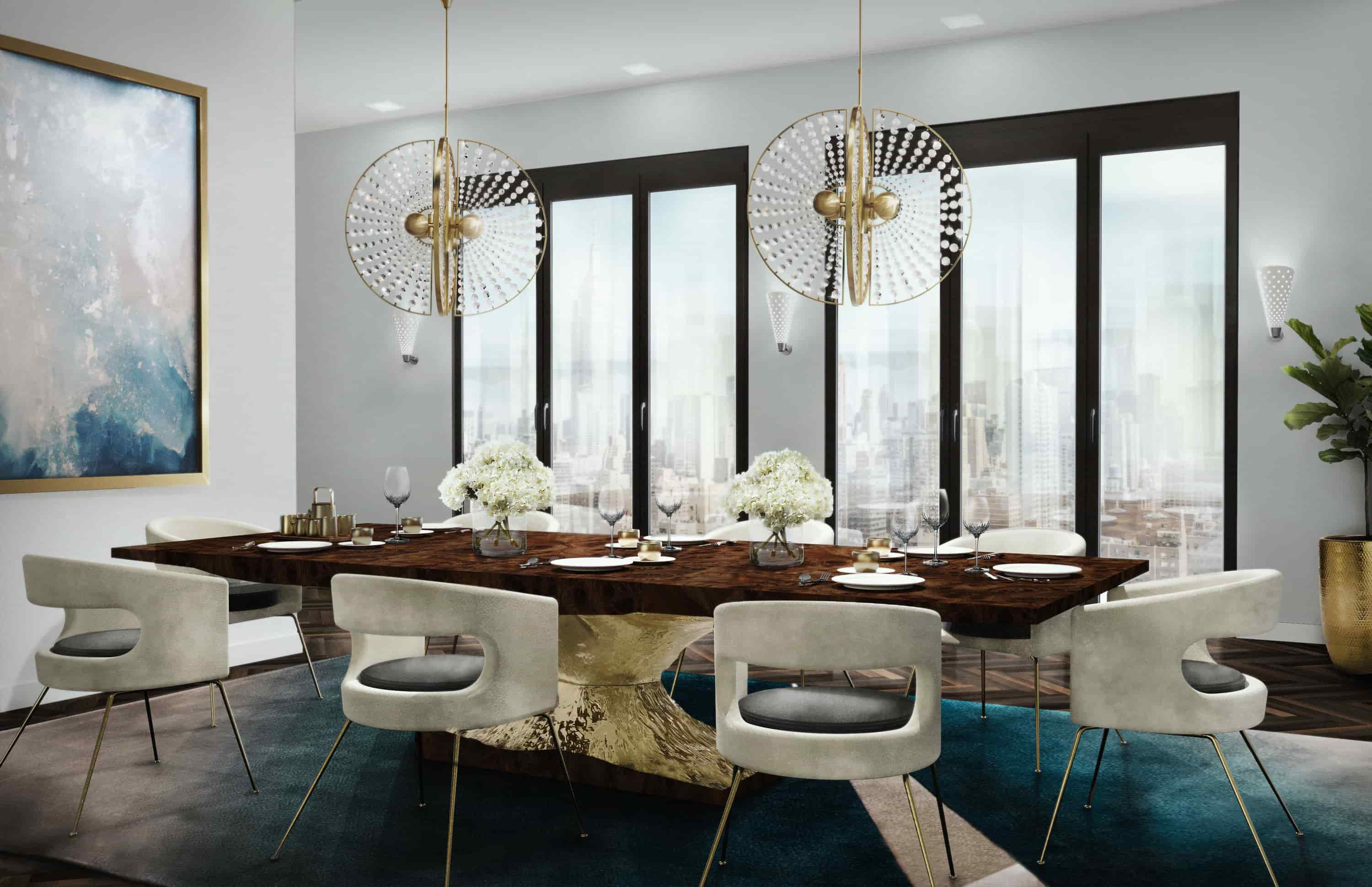 modern chairs for your dining room