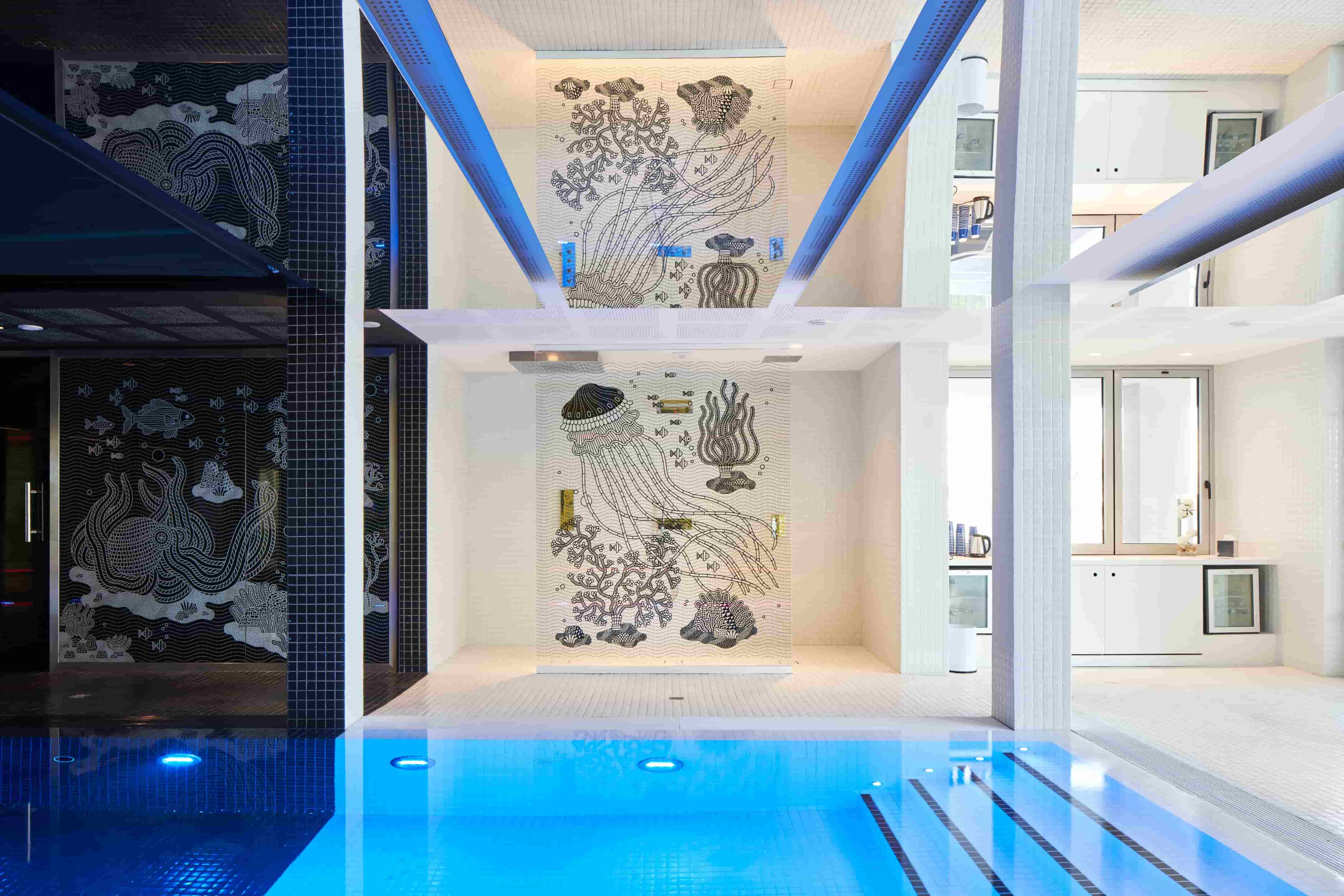 nHow Marseille Hotel by Claire Fatosme and Christian Lefevre