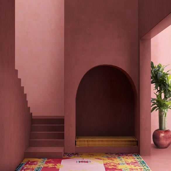 entryways and hallways