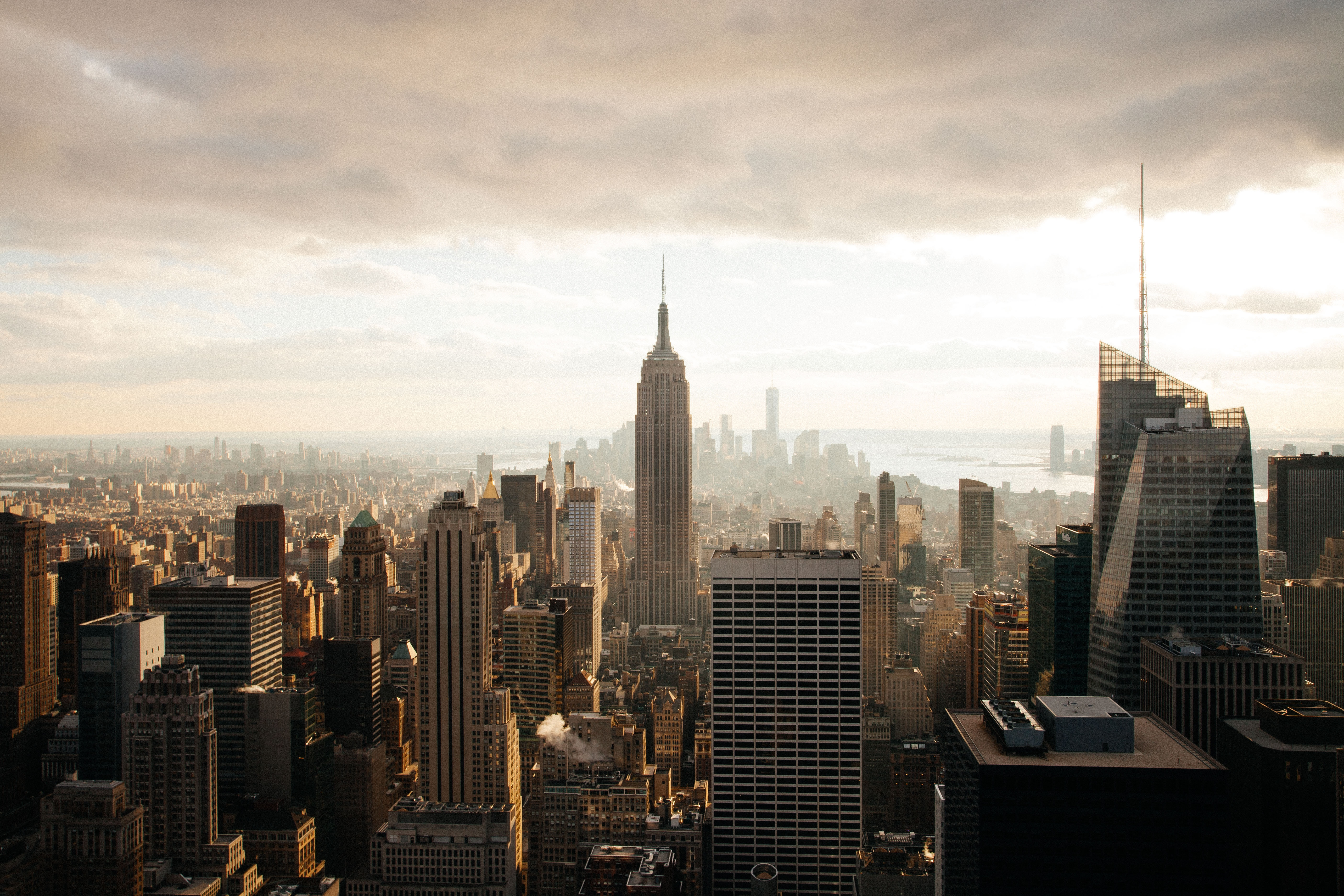 Photo by Anthony DELANOIX on Unsplash | Empire State Building photograph