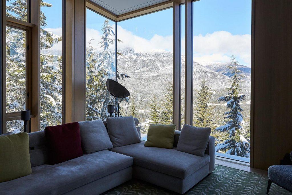 Chalet Interiors Canada - Solitude
