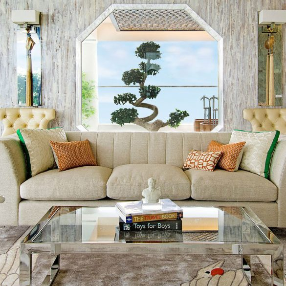 Design Intervention - Singapore Penthouse