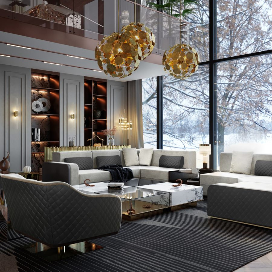 Covet Villa Moscow: A Millionaire Russian Home