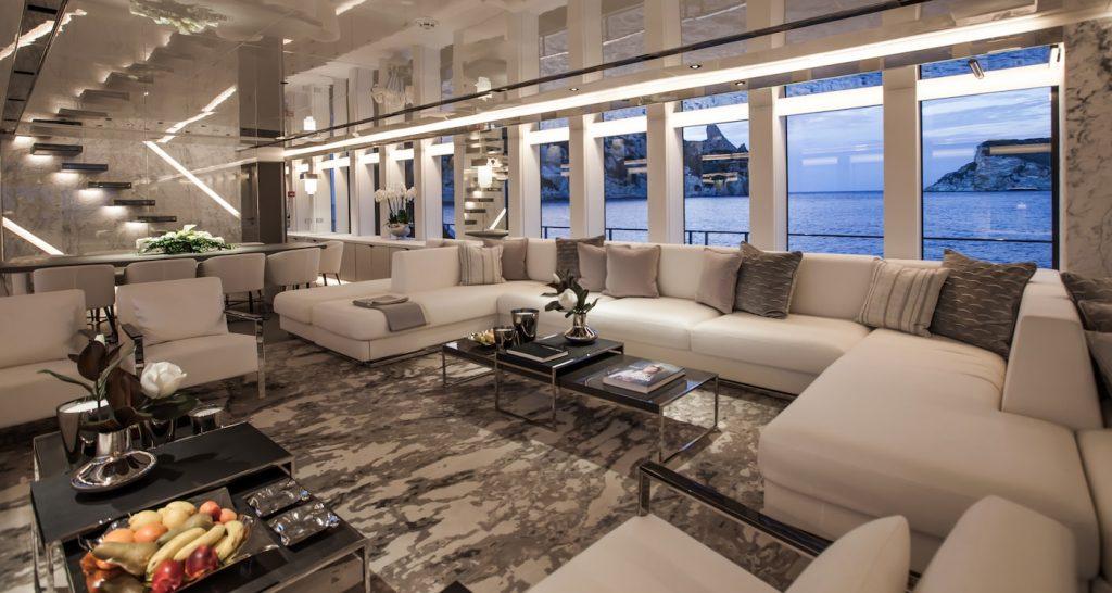 Yacht Interior by St.Corona Interiors