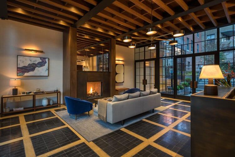 Gachot Studios: Crossing Lines in Interior Design