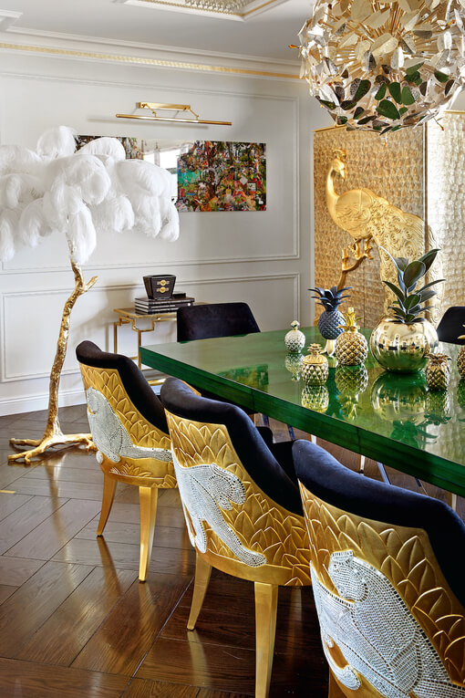 Global Influence Interior Design: The Top 2021 Trend